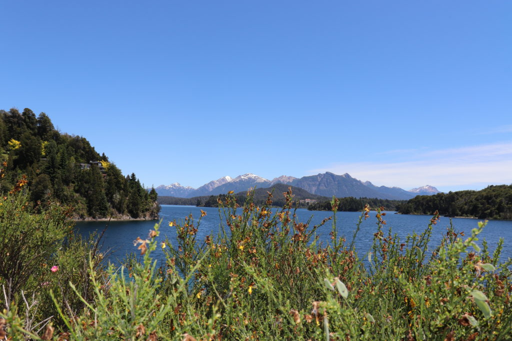 vista de Bariloche