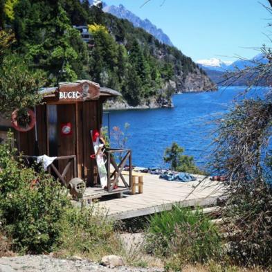 alquiler de equipos deportivos en Lago moreno Bariloche