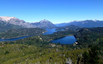 vista cerro campanario bariloche