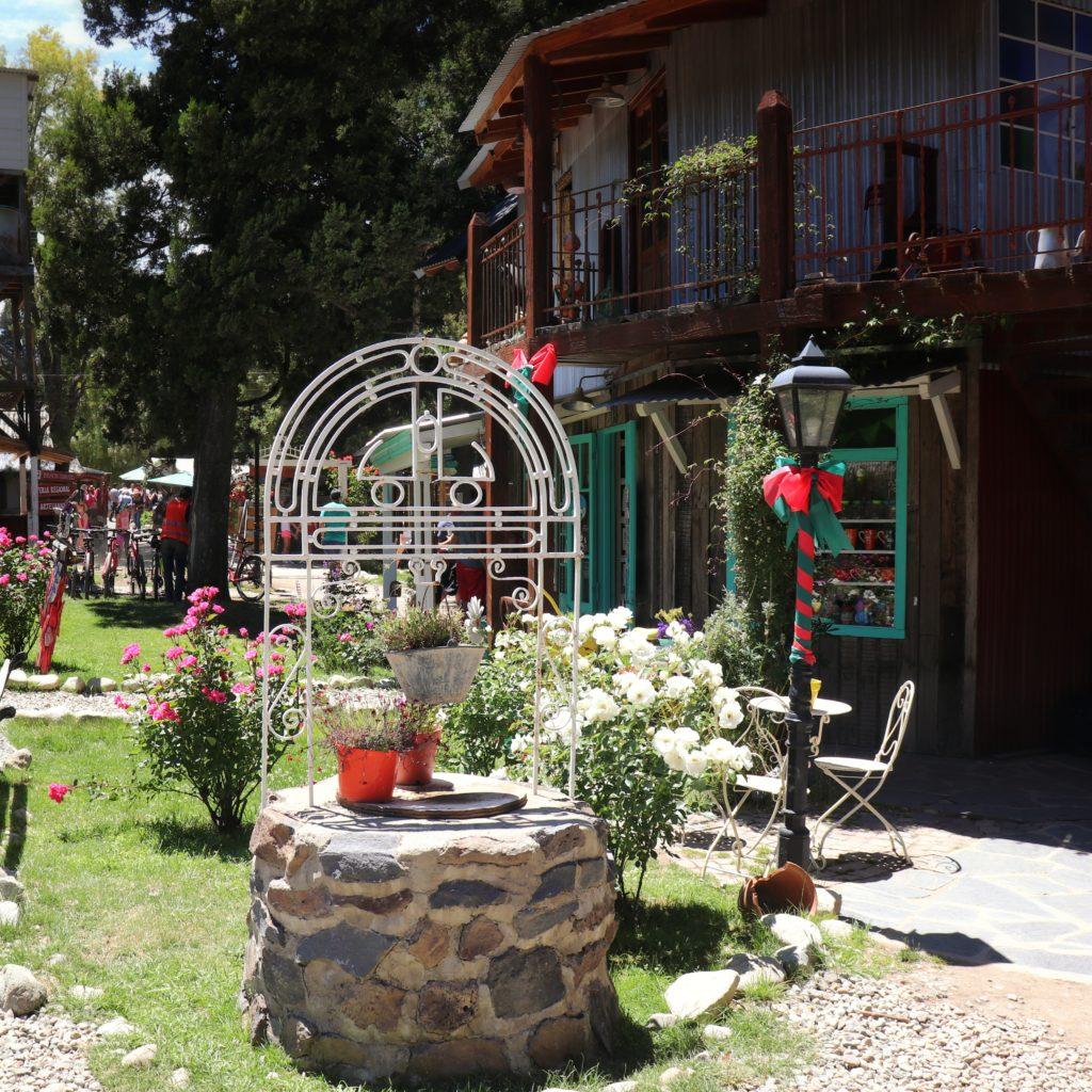 paseo de artesanos colonia suiza