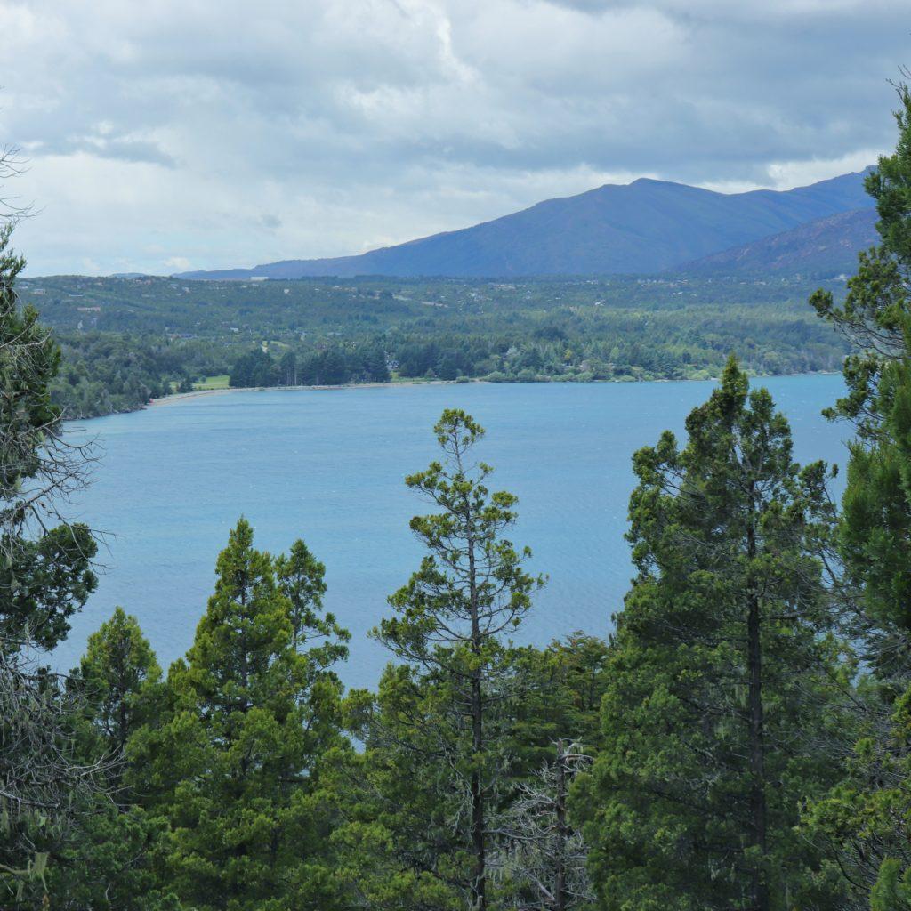 vista lago gutierrez