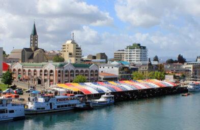 valdivia en chile es una ciudad cercana a bariloche