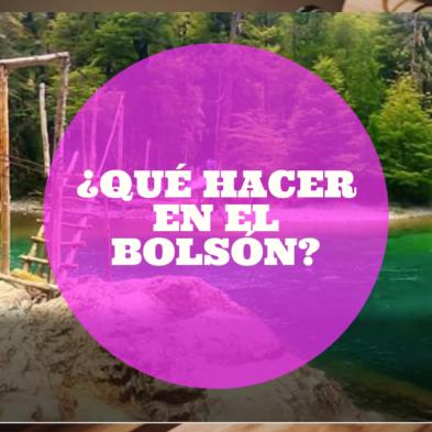 el bolson turismo argentina