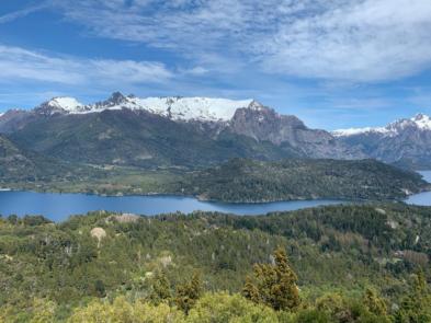 vista cumbre cerro campanario