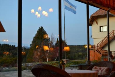 winter garde hotel llao llao para tomar el té