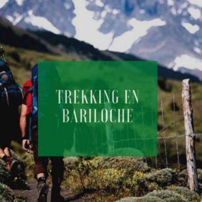 trekking en bariloche