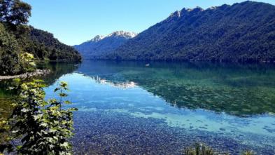 verano. disfrutar del mejor clima en los lagos