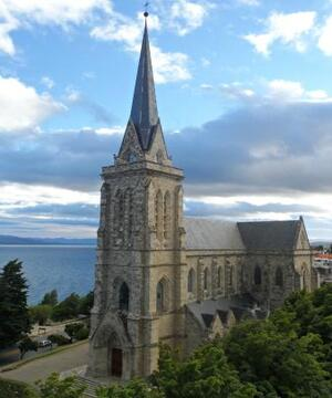 donde queda la catedral de bariloche