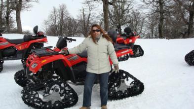 actividades de nieve