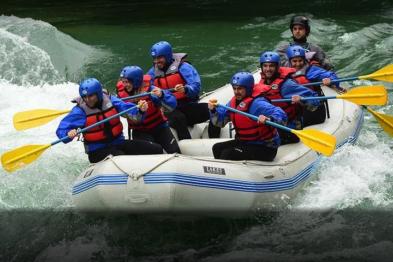rafting en rio manso hasta chile