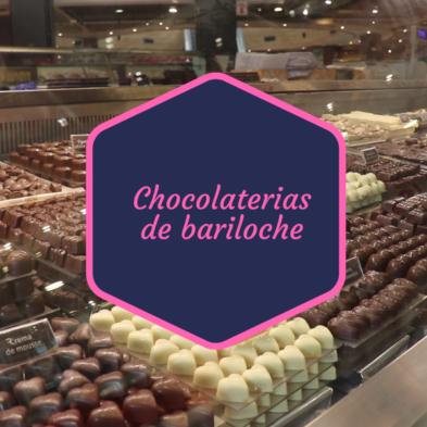 chocolaterias en bariloche