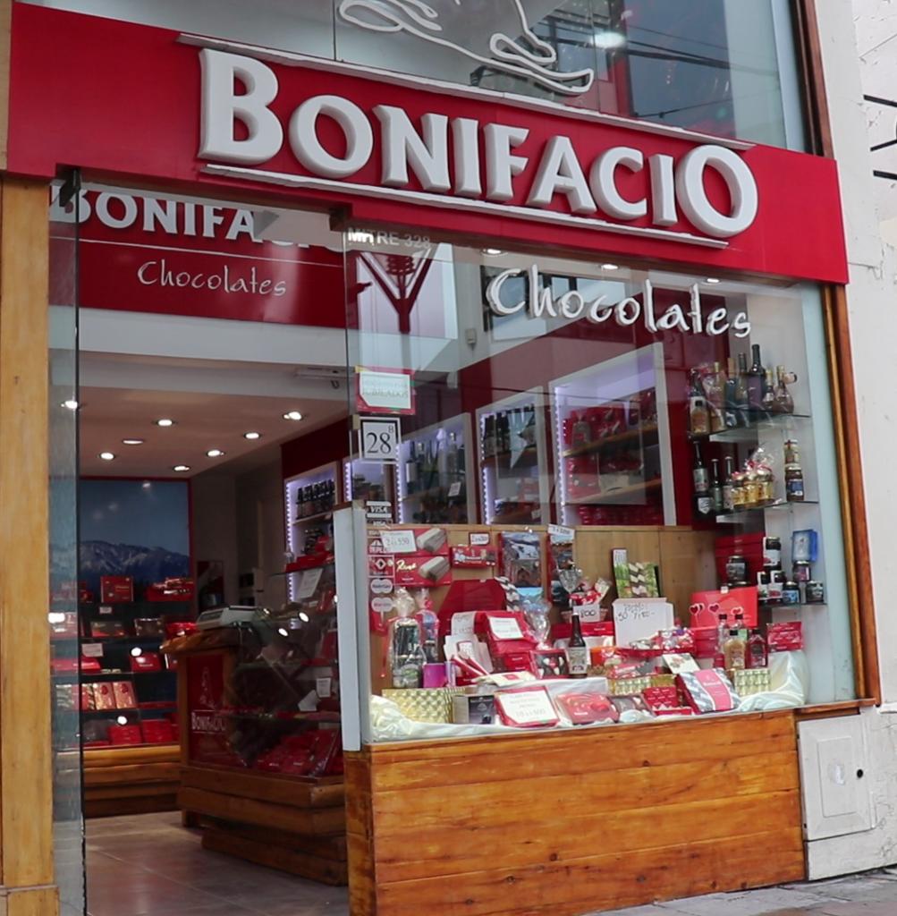 chocolates bonifacio bariloche
