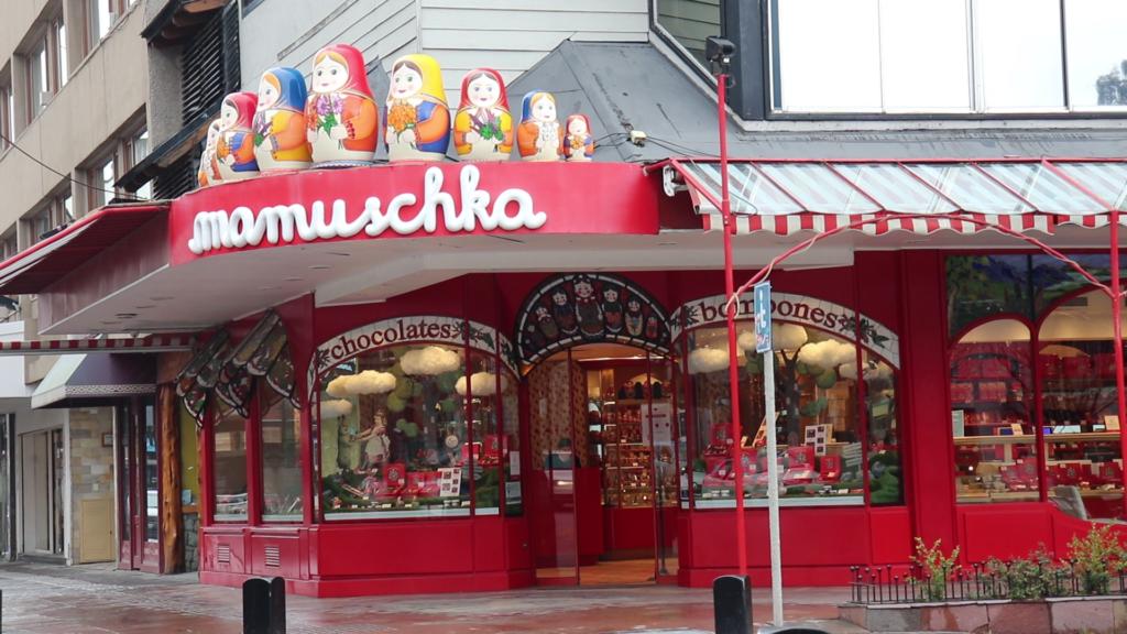mamuschka chocolates de bariloche